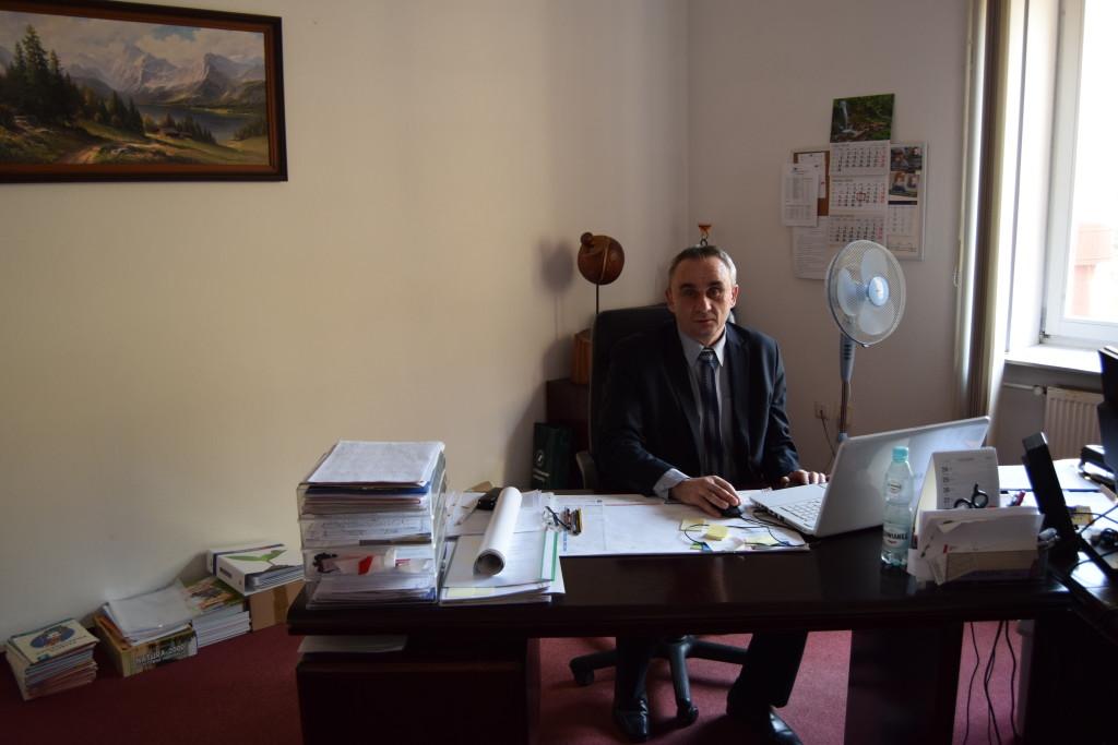 wicedyrektor mgr inż. Zbigniew Walus