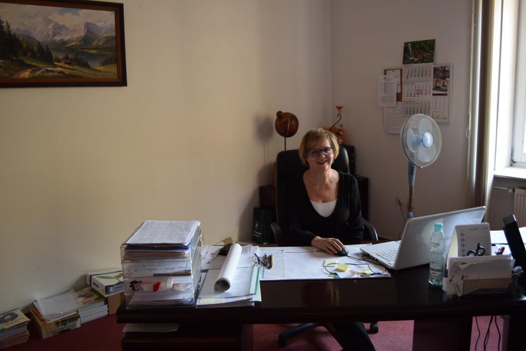 wicedyrektor mgr Elżbieta Żak